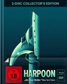 Harpoon (Blu-ray & DVD im Mediabook), 1 Blu-ray Disc und 1 DVD