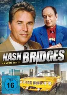 Nash Bridges Staffel 4, 6 DVDs