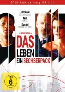 Das Leben - Ein Sechserpack (25th Anniversary Edition), DVD