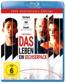 Das Leben - Ein Sechserpack (25th Anniversary Edition) (Blu-ray), Blu-ray Disc