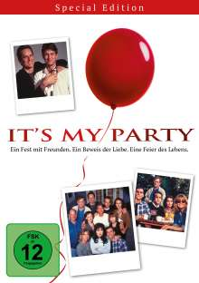 It's My Party, DVD