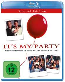 It's My Party (Blu-ray), Blu-ray Disc