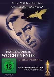 Das verlorene Wochenende (Billy Wilder Edition), DVD