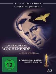 Das verlorene Wochenende (Billy Wilder Edition) (Blu-ray), Blu-ray Disc