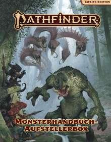 Jason Bulmahn: Pathfinder 2 - Monsteraufstellerbox, Diverse