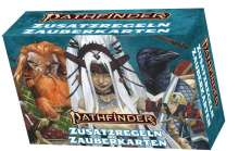 Jason Bulmahn: Pathfinder 2 - Zusatzregeln-Zauberkarten, Diverse