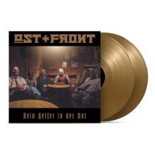 Ost+Front: Dein Helfer in der Not (Limited Edition) (Gold Vinyl), 2 LPs