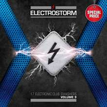 Electrostorm 9, CD
