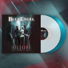 Blutengel: Erlösung: The Victory Of Light (Turquoise Transparent Vinyl) (Limited Edition), 2 LPs