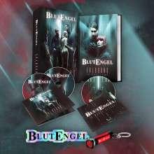 Blutengel: Erlösung: The Victory Of Light (Limited Box Set), 3 CDs, 1 Buch und 1 Merchandise