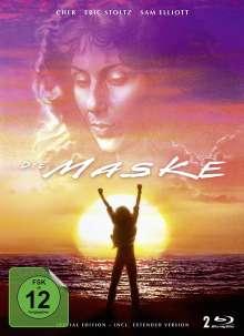 Die Maske (1985) (Blu-ray im Mediabook), 2 Blu-ray Discs
