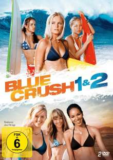 Blue Crush 1 & 2, 2 DVDs