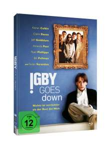 Igby Goes Down (Blu-ray & DVD im Mediabook), 1 Blu-ray Disc und 1 DVD