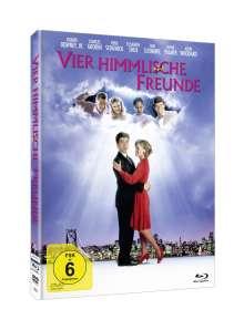 Vier himmlische Freunde (Blu-ray & DVD im Mediabook), 1 Blu-ray Disc und 1 DVD