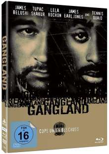 Gangland (1997) (Blu-ray & DVD im Mediabook), 1 Blu-ray Disc und 1 DVD