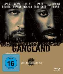 Gangland (1997) (Blu-ray), Blu-ray Disc