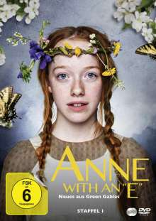 Anne with an E Staffel 1, 4 DVDs
