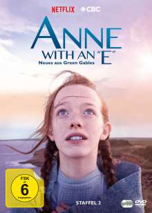 Anne with an E Staffel 2, 3 DVDs