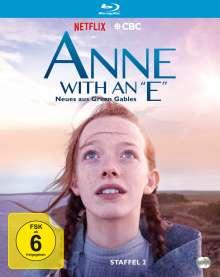 Anne with an E Staffel 2 (Blu-ray), 2 Blu-ray Discs