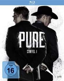 Pure - Gut gegen Böse Staffel 1 (Blu-ray), 2 Blu-ray Discs