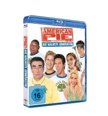 American Pie - Die nächste Generation (Blu-ray), Blu-ray Disc