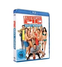 American Pie präsentiert: Nackte Tatsachen (Blu-ray), Blu-ray Disc