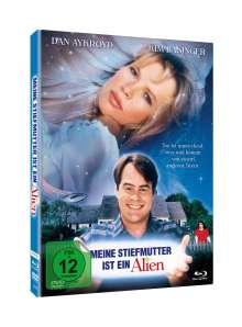 Meine Stiefmutter ist ein Alien (Blu-ray im Mediabook), Blu-ray Disc