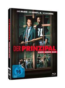 Der Prinzipal (Blu-ray & DVD im Mediabook), 1 Blu-ray Disc und 1 DVD
