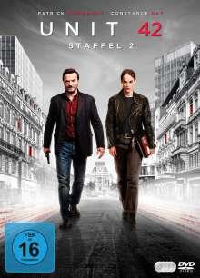 Unit 42 Staffel 2, 4 DVDs