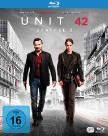 Unit 42 Staffel 2 (Blu-ray), 2 Blu-ray Discs