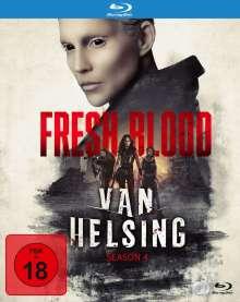 Van Helsing Staffel 4 (Blu-ray), 2 Blu-ray Discs