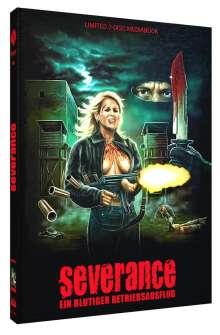 Severance (Blu-ray & DVD im Mediabook), Blu-ray Disc