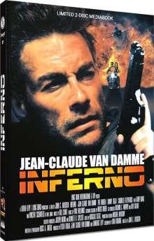 Inferno (Blu-ray & DVD im Mediabook), 1 Blu-ray Disc und 1 DVD