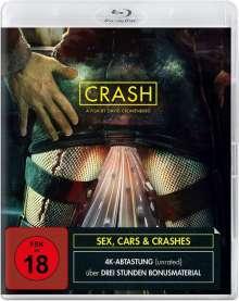 Crash (Blu-ray), Blu-ray Disc