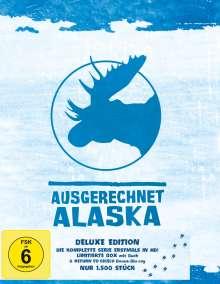 Ausgerechnet Alaska (Komplette Serie) (Blu-ray), 15 Blu-ray Discs