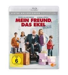 Mein Freund, das Ekel - Die Serie (Blu-ray), 2 Blu-ray Discs