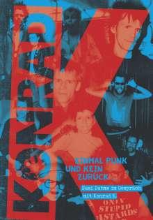 Konrad K.: Einmal Punk und kein zurück: Susi Duhme im Gespräch mit Konrad K., DVD