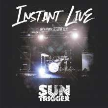 Suntrigger: Instant Live (Lockdown Session 2020), CD