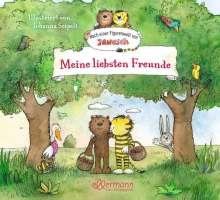 Florian Fickel: Meine liebsten Freunde, Buch