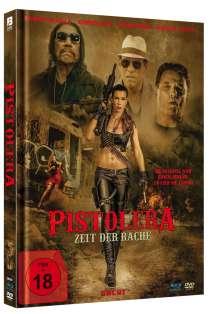Pistolera - Zeit der Rache (Blu-ray & DVD im Mediabook), 1 Blu-ray Disc und 1 DVD