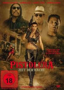 Pistolera - Zeit der Rache, DVD