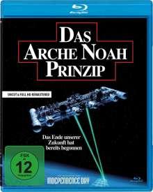 Das Arche Noah Prinzip (Blu-ray), Blu-ray Disc
