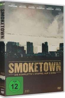 Smoketown Staffel 1, 2 DVDs