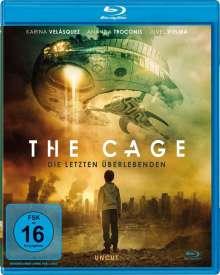 The Cage - Die letzten Überlebenden (Blu-ray), Blu-ray Disc