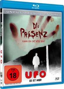 Die Präsenz / UFO - ES ist hier (Blu-ray), 2 Blu-ray Discs