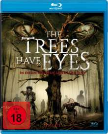The Trees have Eyes (Blu-ray), Blu-ray Disc