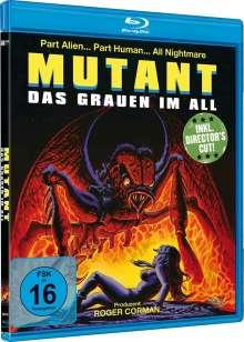 Mutant - Das Grauen im All (Blu-ray), Blu-ray Disc