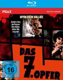 Das 7. Opfer (Blu-ray), Blu-ray Disc