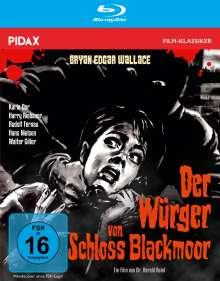 Der Würger von Schloss Blackmoor (Blu-ray), Blu-ray Disc