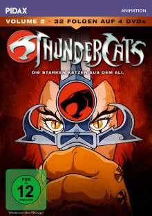 ThunderCats Vol. 2, 4 DVDs
